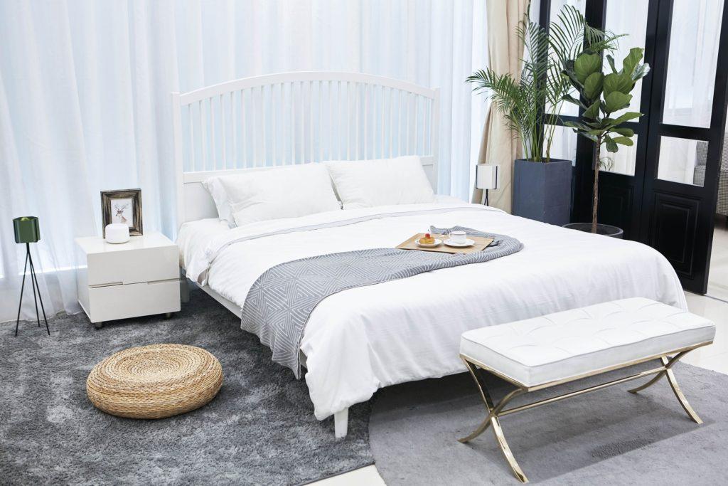 Indret dit soveværelse som en rigtig kvinde
