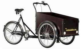 Tag kæresten ud på en Christiania bike