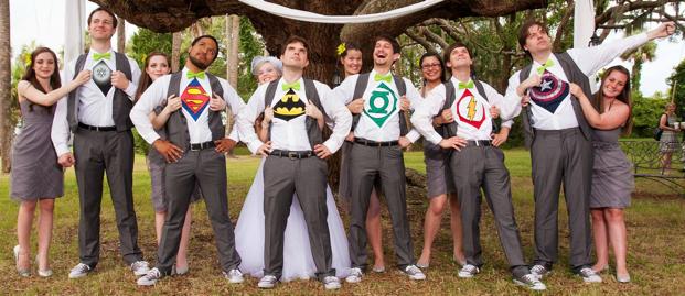 Bryllupper med tema