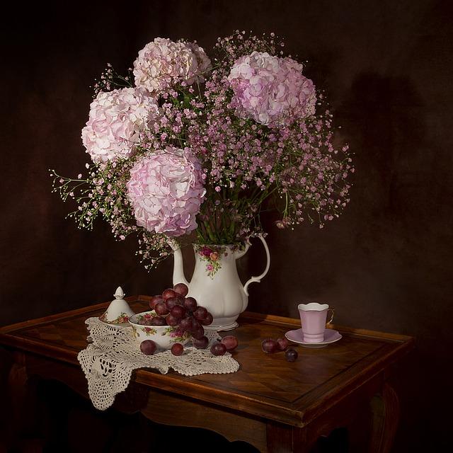 Fem fordele ved at bruge friske blomster i indretningen