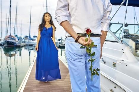 Den perfekte første date – vores bedste tips