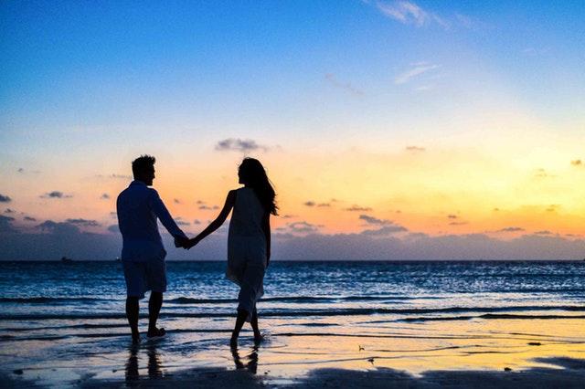 Tag på et ophold sammen med kæresten