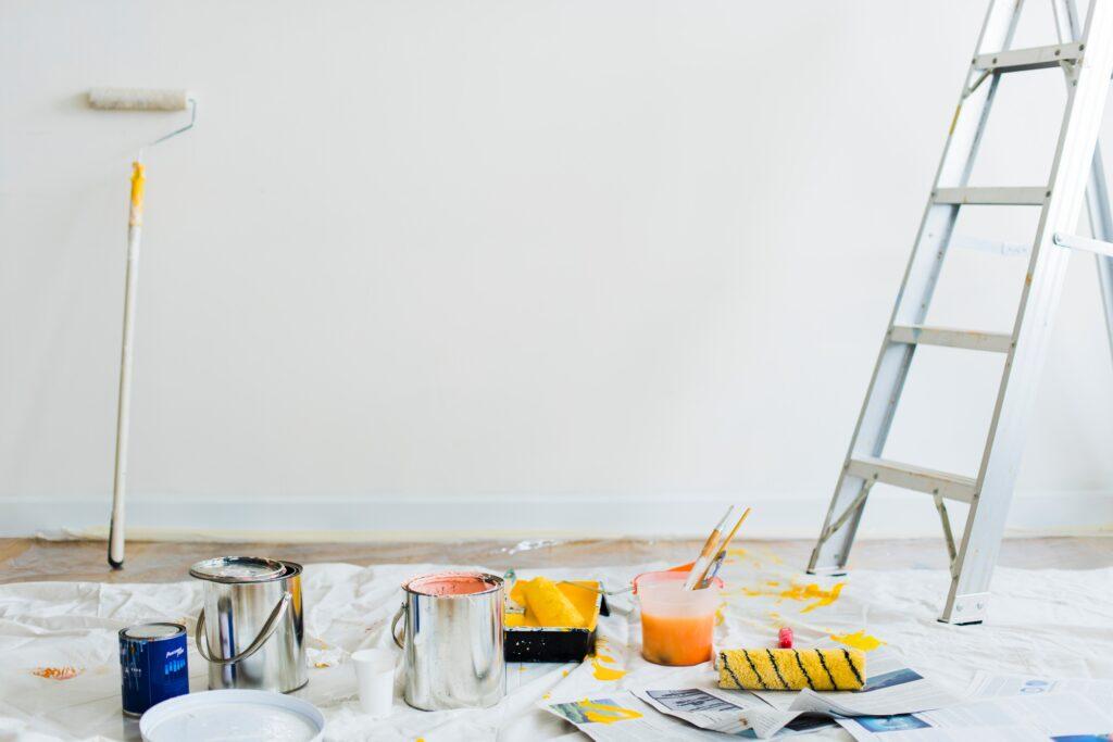 Inspiration til at pifte boligen op på budget
