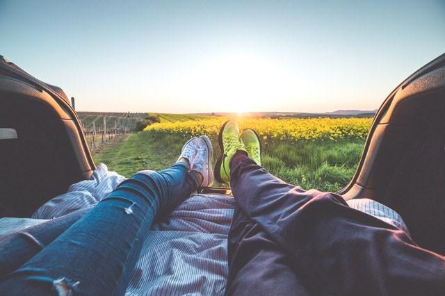 5 dates i kan tage på om sommeren