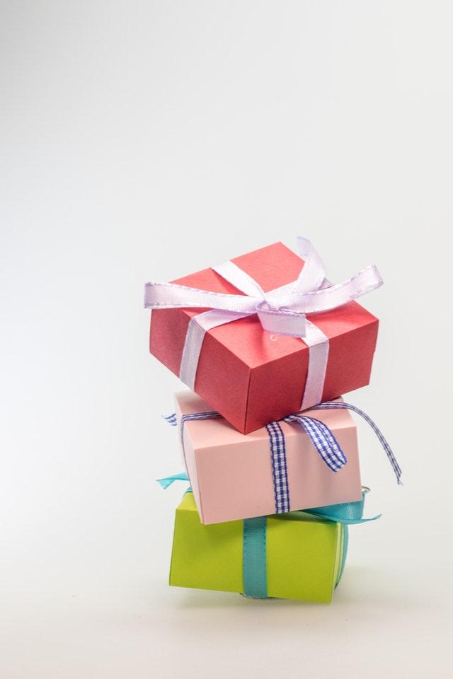 Hjælp til at finde gaven til ham eller hende