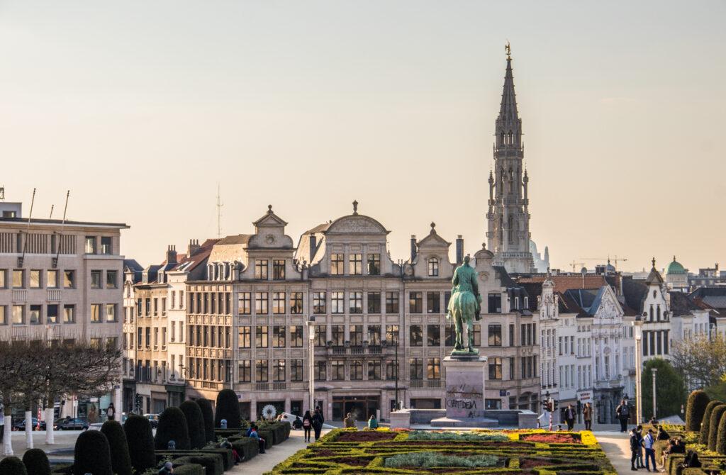 Ferie i Belgien: EU-parlamentet, chokolade, og en masse øl