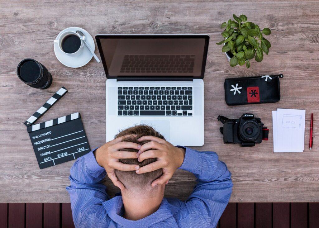 Ting du skal have styr på for at være produktiv på jobbet